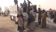 Syria: Thousands flee Raqqa for Ayn Issa after deadly coalition airstrikes hit area