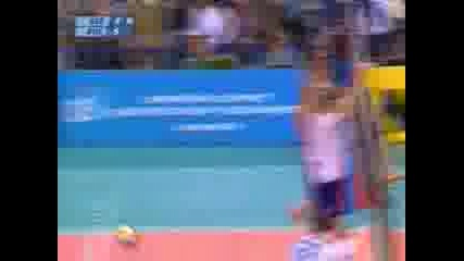 Volleyball - Olympiaqualifikation (2004)