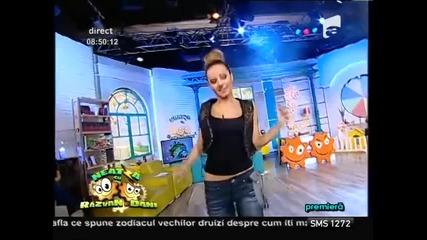 Andreea D - Telegrama (live)