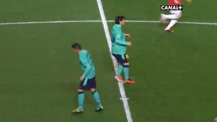 Арсенал - Барселоа 2 - 1 Уефа Шампионска Лига 16_02_2011