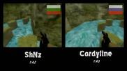 shnz vs Cordyline @ bkz junglebhop