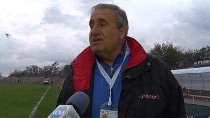 Треньорът на Марек: Заслужена победа
