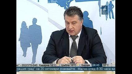 Интервю на Димитър Карбов, кандидат за кмет на Варна от Пп Нфсб (2015г.)