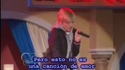 Austin and Ally - not a love song ..