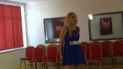 X Factor кастинг без Лили Иванова не може :)