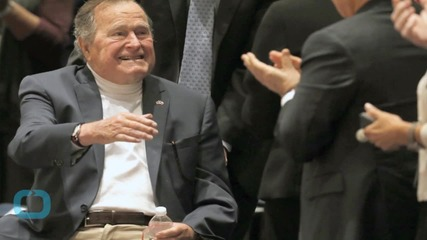 Former President George H.W. Bush Expected to Recovery After Fall