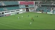 07.07 Номе - Хонка 0:2 Първи квалификационен кръг