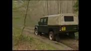 Land Rover Defender 2007 - Test Drive