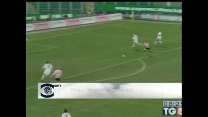 """Кошмарът за """"Ювентус"""" продължава – 1:2 като гост на """"Палермо"""""""