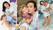 Един чаровник на 2 годинки: Мона Гочева празнува, обсипа сина си с красиви думи