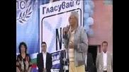 Моля се на Всевишния да не приличаме на нашите политически конкуренти заяви Ахмед Доган на митинг