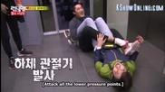 [ Eng Subs ] Running Man - Ep. 239 ( with Sung Si Kyung and Kim Dong Hyun )