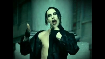 Marilyn Manson - This Is The New Shit hd ( bg subs)