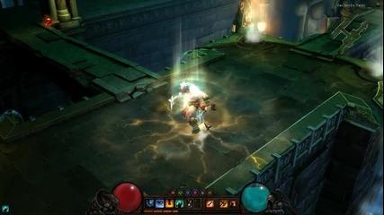 Diablo 3 Barbarian Battle Cry