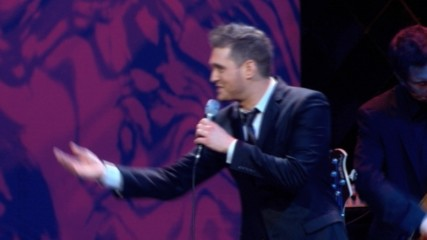 Michael Bublé - I've Got The World On A String (Live From Madison Square Garden) (Оfficial video)