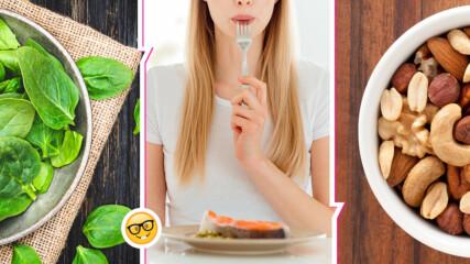 Защо трябва да приемаме храни с повече съдържание на магнезий