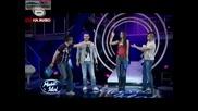 Music Idol 3 Осма елиминация - При кой спи Алексадър Тарабунов