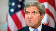 U.S. Secretary of State Kerry Stable After Bicycle Accident