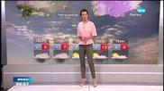 Прогноза за времето (19.03.2015 - сутрешна)