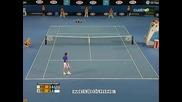 Australian Open 2009 : Федерер - Надал | Финални Точки