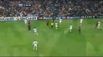 Real Madrid vs. Ac Milan 2 - 0 All Goals Highlights 19.10.2010