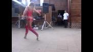Страхотен танц от Елена.