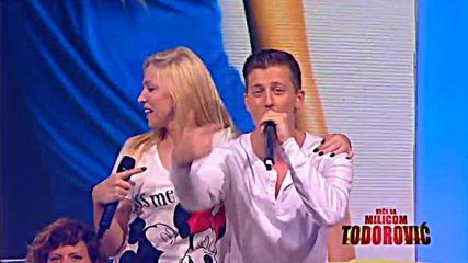 M. Todorovic i Dinca - Moje zlato - Vs - Tv Grand 30.10.2014.