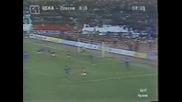 Автор на най-бързия гол в дербито Цска - Левски 1:0 в 36-ата секунда през 1999 г. Димитър Иванов !!!
