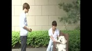 Xiah & Xiahky + camera man Jaejoong [all about Tvxq Season 3]