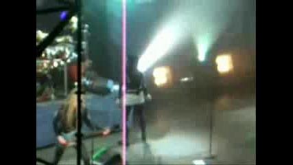 Nightwish - Bye Bye Beautiful (live) 2008 Milano