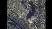 Syria: Russian Su-24 hits IS command centre in Idlib province