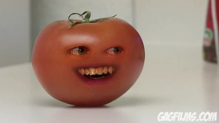 Досадния портокал