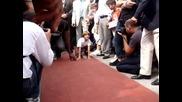 Вижте как петгодишно дете надбяга Юсейн Болт