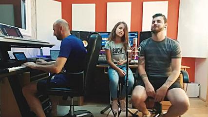 Fatmir Sulejmani Feat. Lana Vukcevic - Cipele ( Cover ) ( Превод )