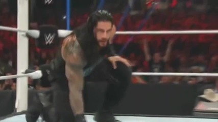 Superman Punch - Top 10 by Roman Reigns