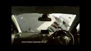 Реклама на Nissan Skate Car