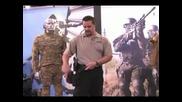 Blackhawk Shotshow 2008 Part 2.avi