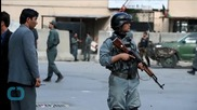 Gunfire and Explosions Echo Throughout the Night In Kabul