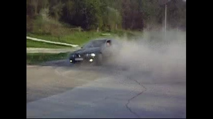 Drift с Bmw