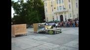 Freerun Loop Tour - Пловдив