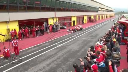 Муджело, Ферари Finali Mondiali 2011