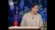 ! С Нея Се Засякох В Тоалетната - Господари На Ефира, 03.06.2008 !
