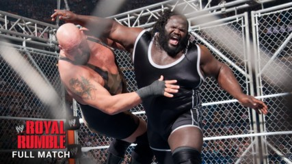 Daniel Bryan vs. Big Show vs. Mark Henry - World Heavyweight Championship Steel Cage Match: Royal Rumble 2012 (Full Matc