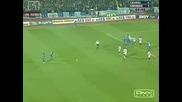 Левски головете в Uefa