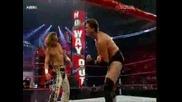 Wwe No Way Out 2009 - Shawn Michaels vs Jbl