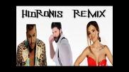 Maрия, Фики и Азис - Мръсни думи говори, 2016 ( hidronis remix )