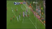 04.10 Блекбърн - Манчестър Юнайтед 0:2 Уес Браун гол