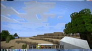 Minecraft 1.0.0-как да си направим Snow Man