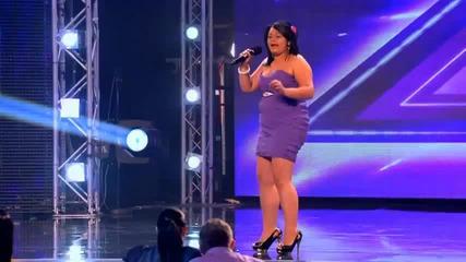 Това изпълнение изплаши журито - The X Factor 2011