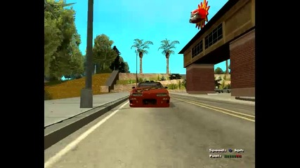 gta sa drift and stunt